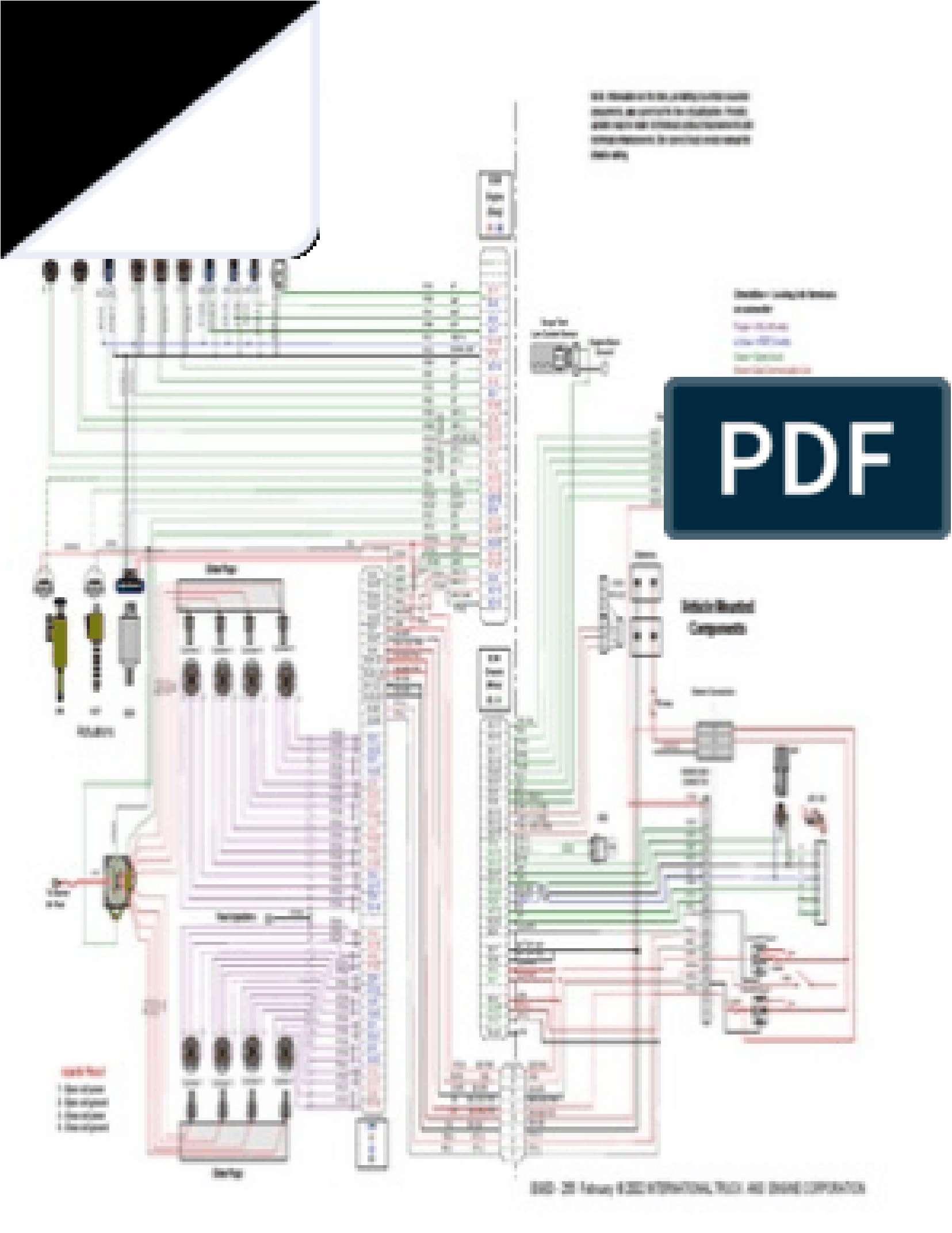 Navistar International Wiring diagrams, schematics-01