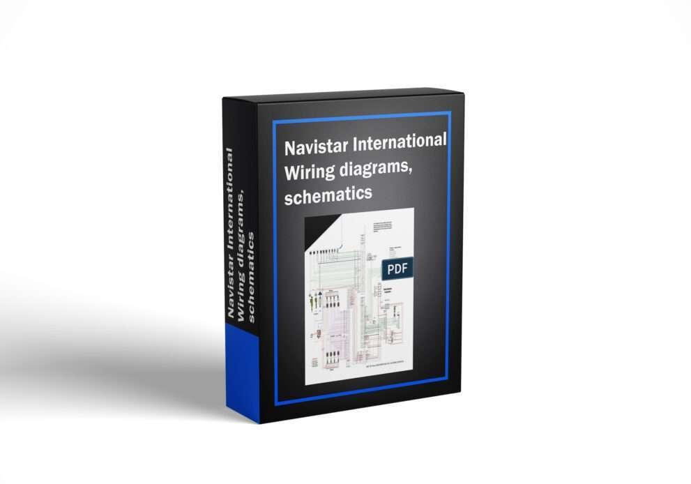 Navistar International Wiring diagrams, schematics