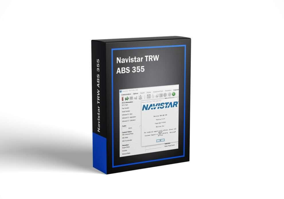 Navistar TRW ABS 355