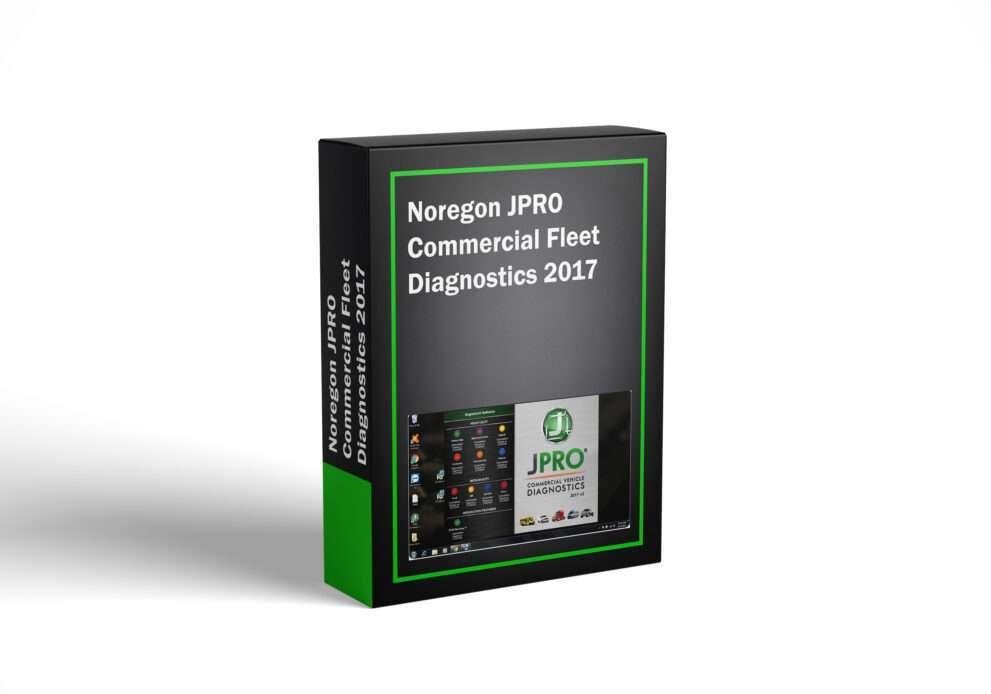 Noregon JPRO Commercial Fleet Diagnostics 2017