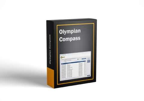 Olympian Compass