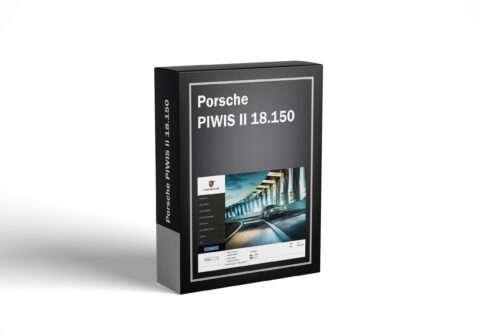Porsche PIWIS II 18.150