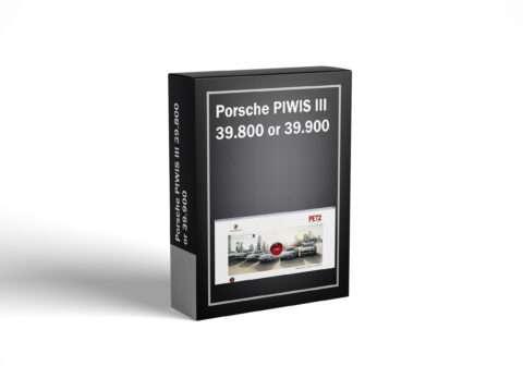 Porsche PIWIS III 39.800 or 39.900