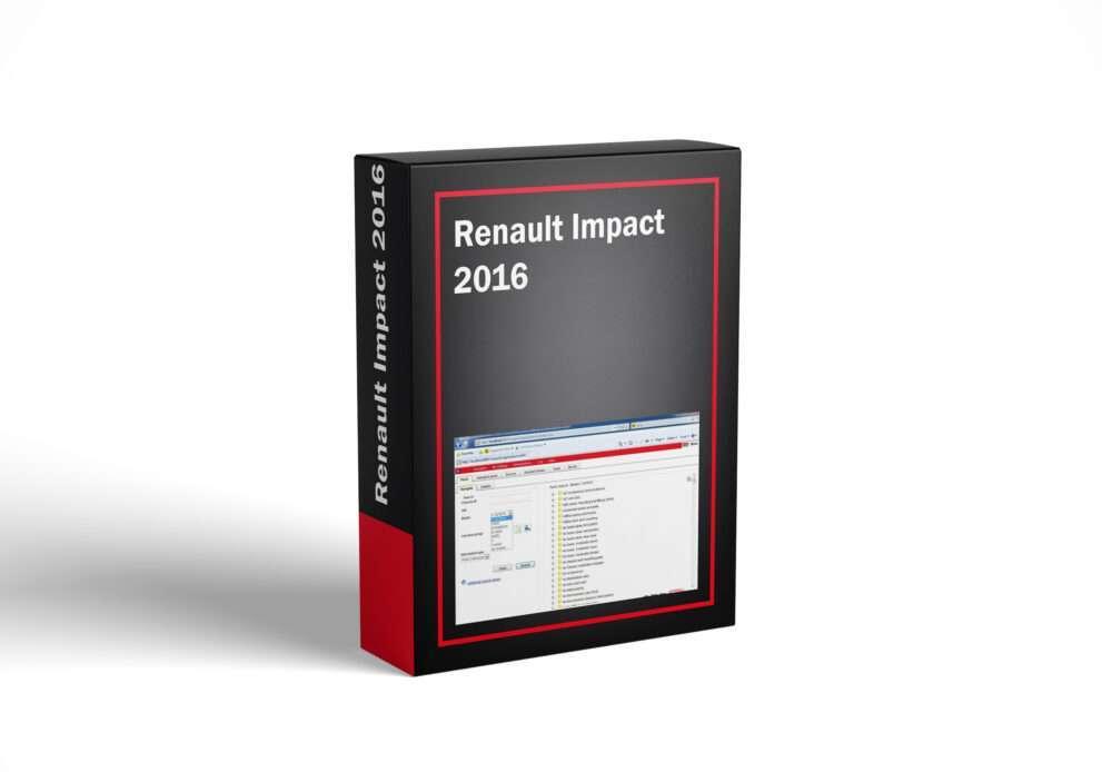 Renault Impact 2016
