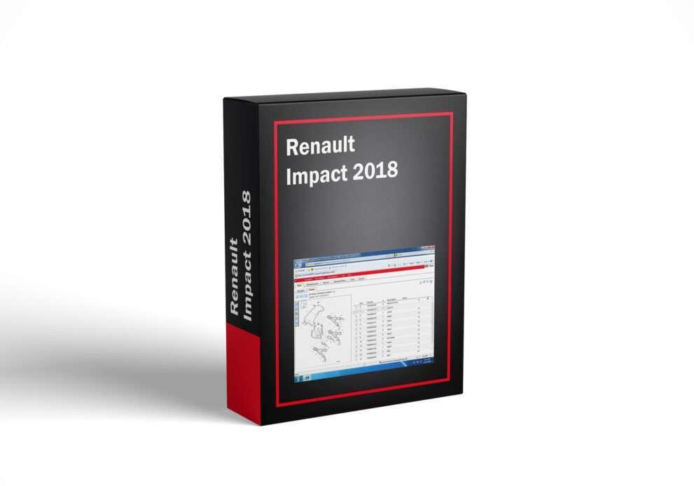 Renault Impact 2018