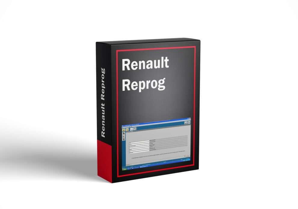 Renault Reprog