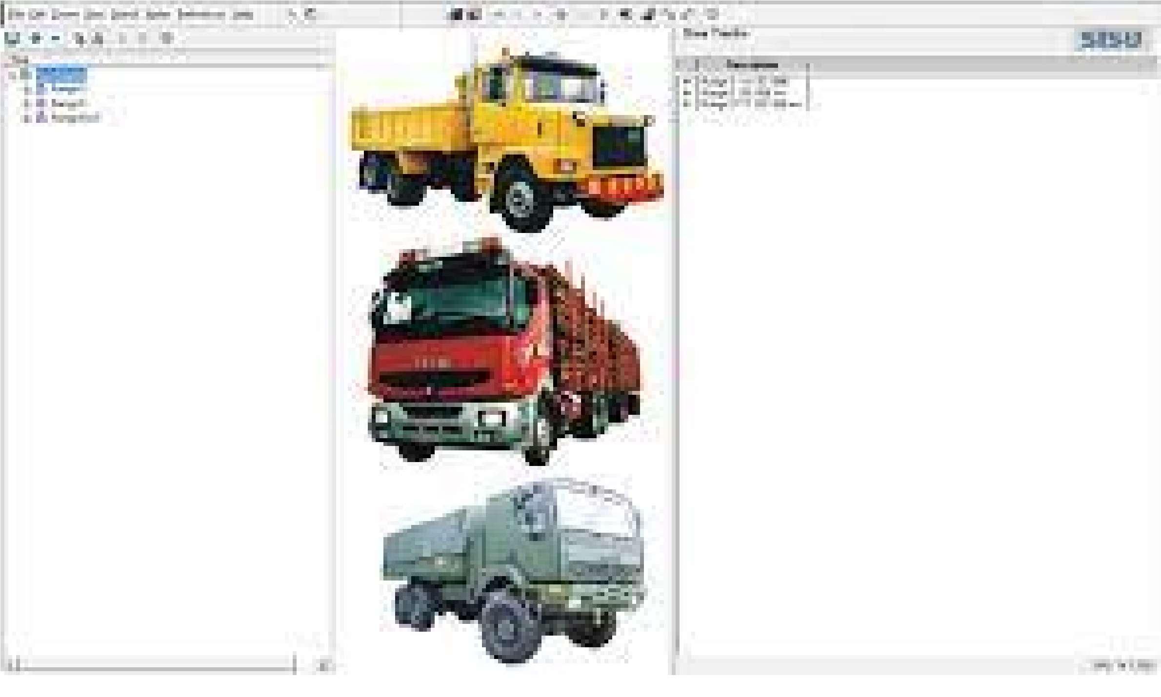 SISU Trucks EPC 2003 ss-01