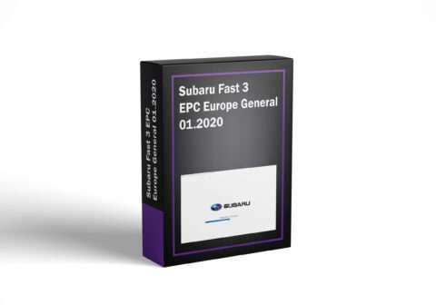 Subaru Fast 3 EPC Europe General 01.2020-1