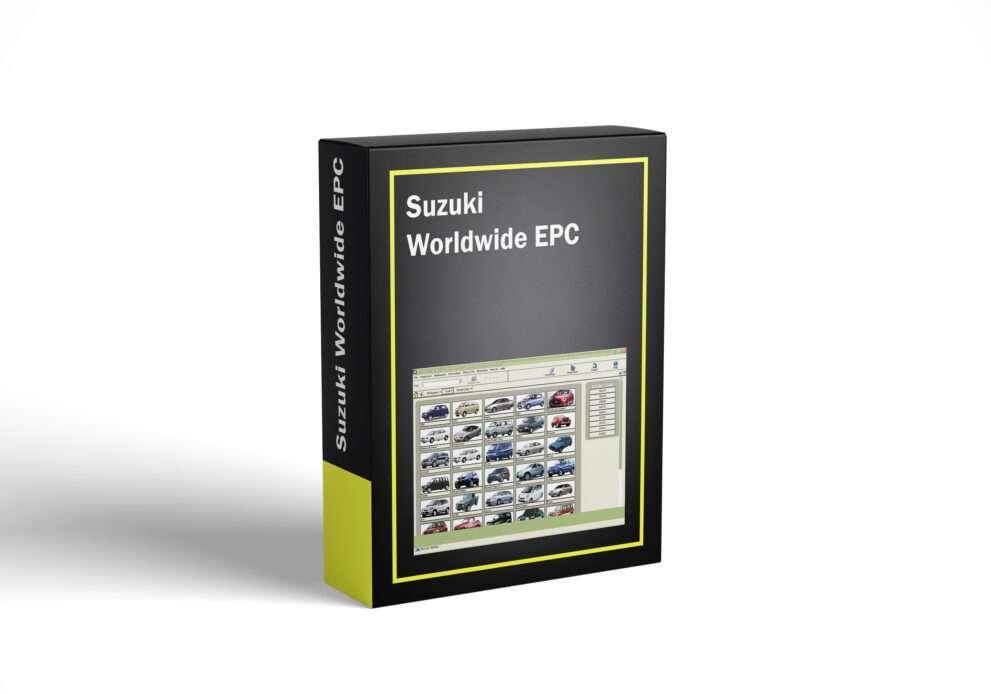Suzuki Worldwide EPC