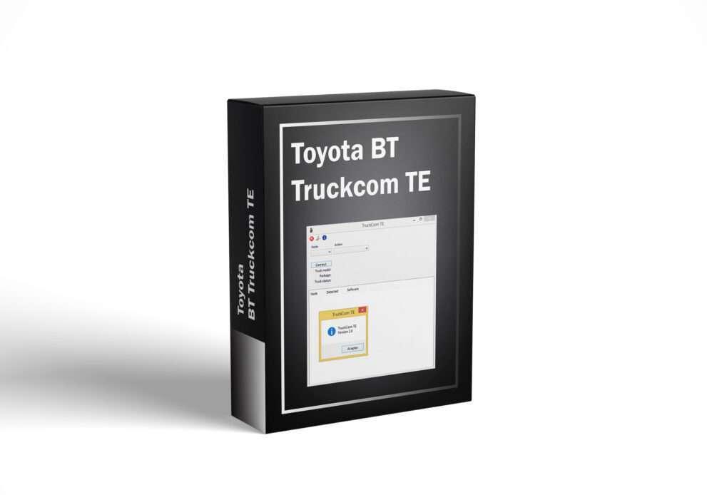 Toyota BT Truckcom TE