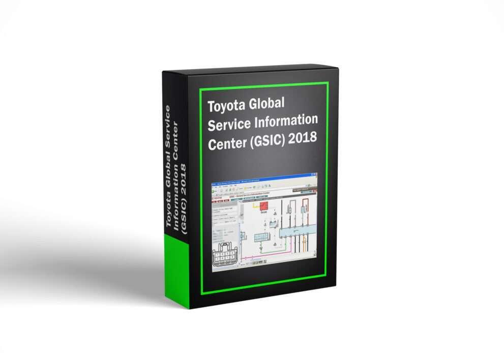 Toyota Global Service Information Center (GSIC) 2018
