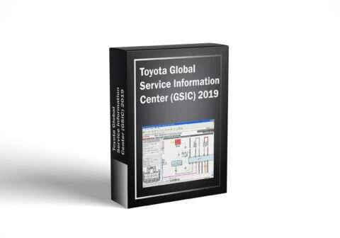 Toyota Global Service Information Center (GSIC) 2019
