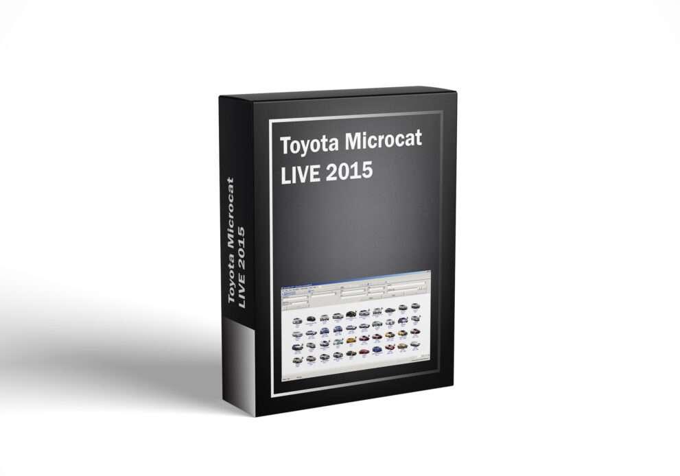 Toyota Microcat LIVE 2015