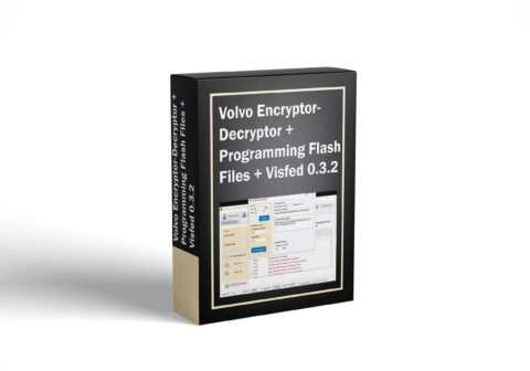 Volvo Encryptor-Decryptor + Programming Flash Files + Visfed 0.3.2
