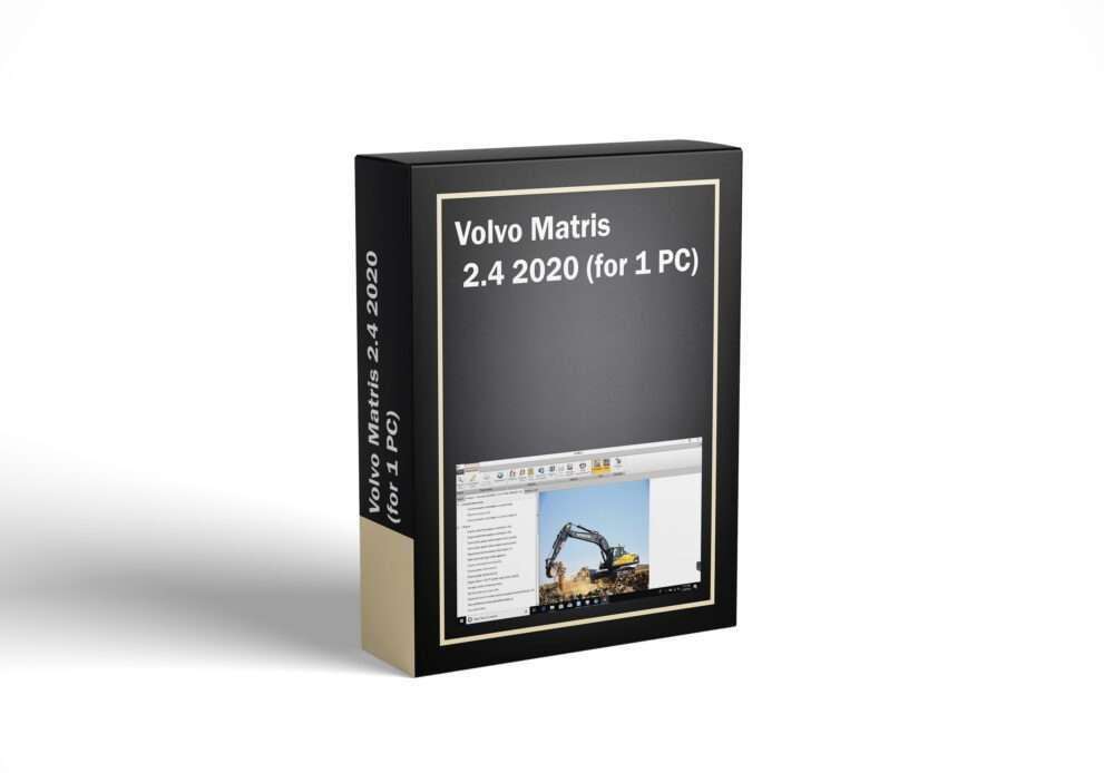 Volvo Matris 2.4 2020 (for 1 PC)