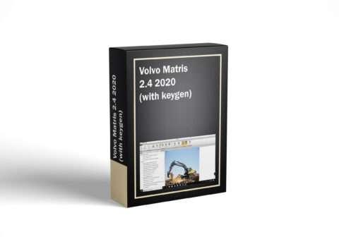 Volvo Matris 2.4 2020 (with keygen)