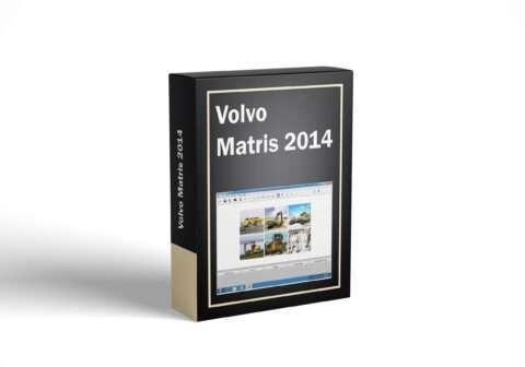 Volvo Matris 2014