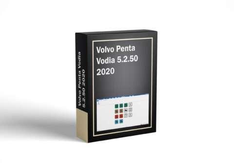 Volvo Penta Vodia 5.2.50 2020