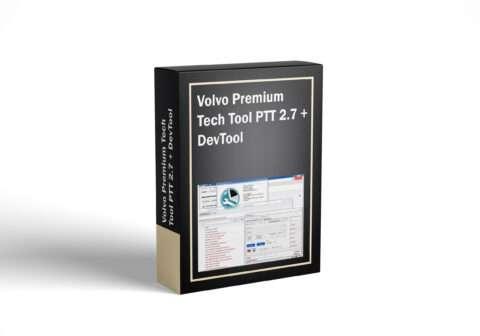 Volvo Premium Tech Tool PTT 2.7 + DevTool