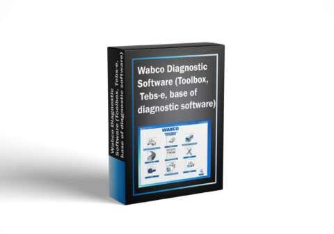 Wabco Diagnostic Software (Toolbox, Tebs-e, base of diagnostic software)