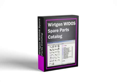 Wirtgen WIDOS Spare Parts Catalog