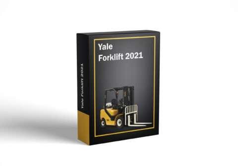 Yale Forklift 2021