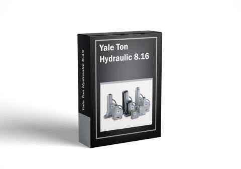 Yale Ton Hydraulic 8.16