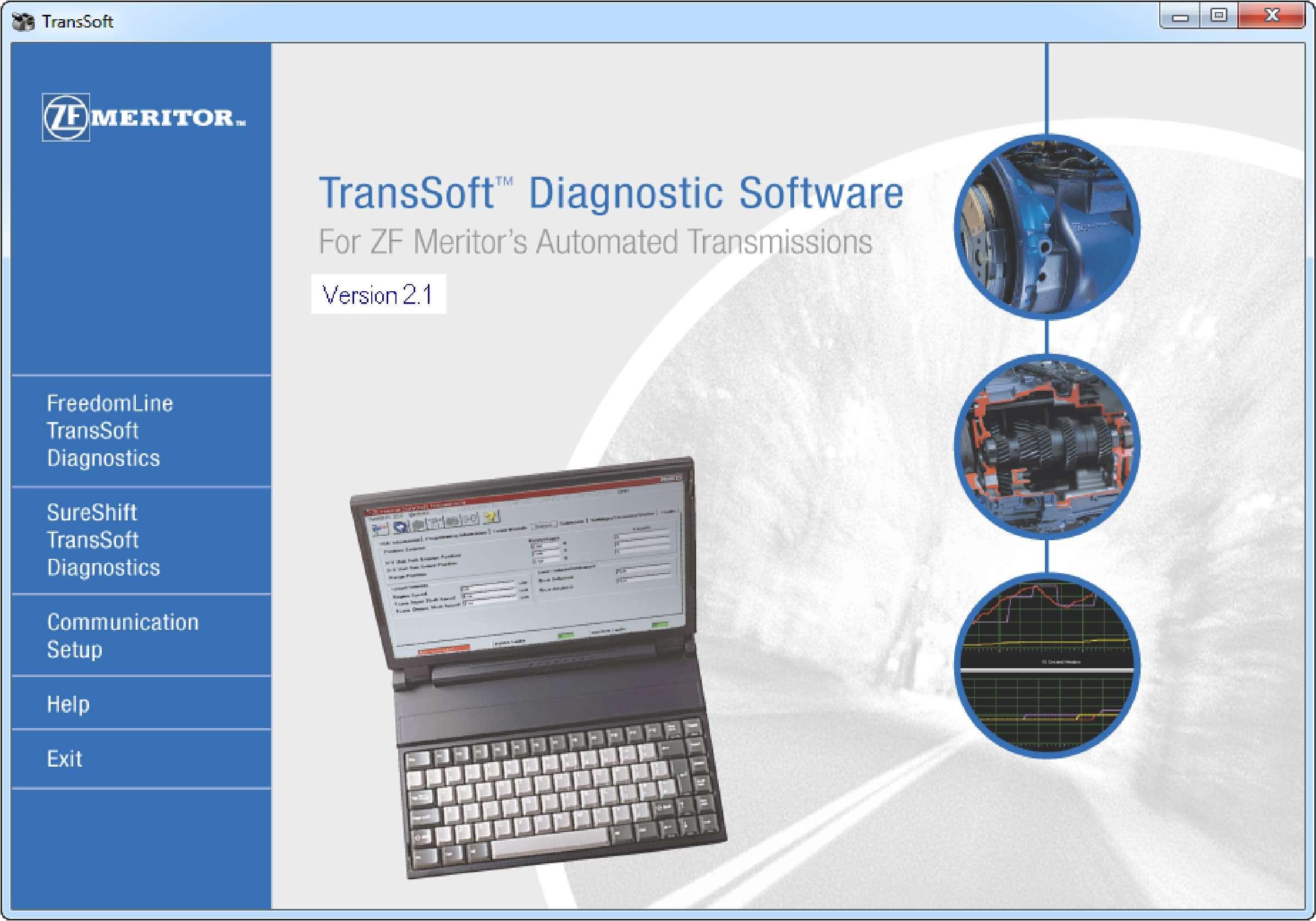 ZF MERITOR TransSoft SS-01