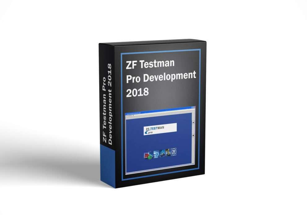 ZF Testman Pro Development 2018